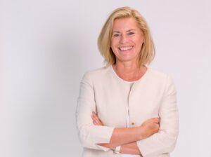 Voorzitter Stella Salden